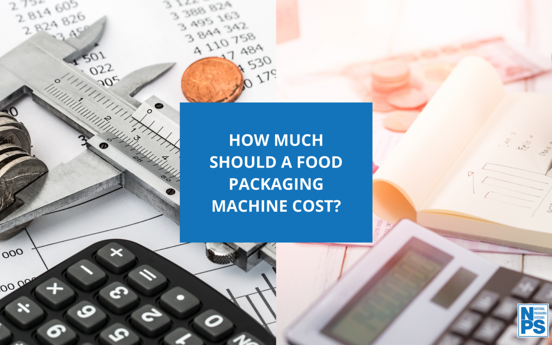 How much should a food packaging machine cost?